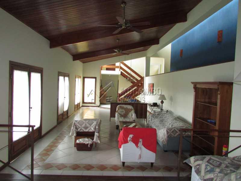 Sala de jogos - Casa em Condominio Para Alugar - Itatiba - SP - Sítio da Moenda - FCCN60006 - 8
