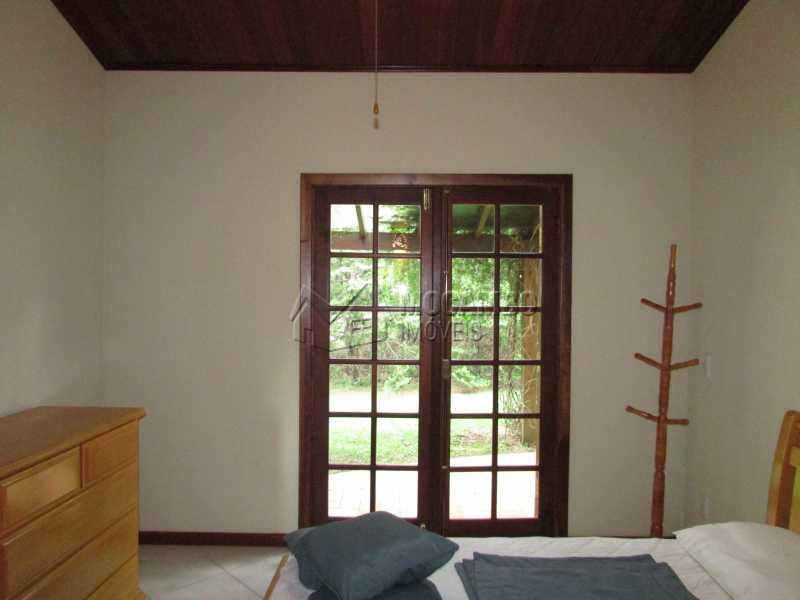 Suíte 1 - Casa em Condominio Para Alugar - Itatiba - SP - Sítio da Moenda - FCCN60006 - 11