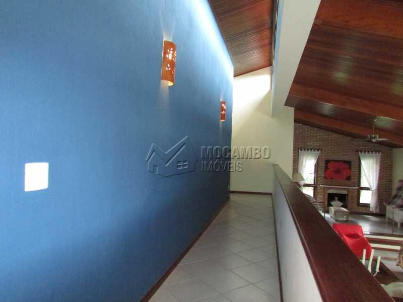 Hall - Casa em Condominio Para Alugar - Itatiba - SP - Sítio da Moenda - FCCN60006 - 9