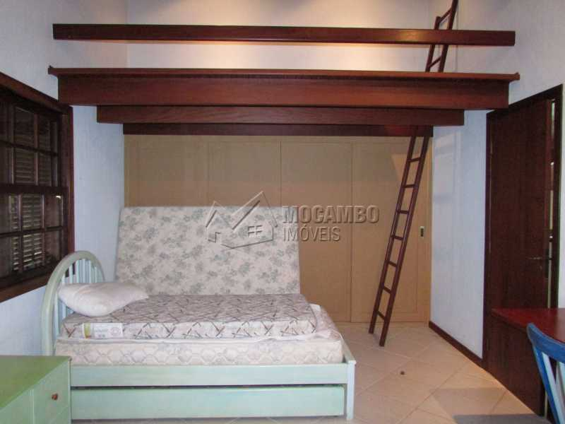 Dormitório 1 - Casa em Condominio Para Alugar - Itatiba - SP - Sítio da Moenda - FCCN60006 - 14
