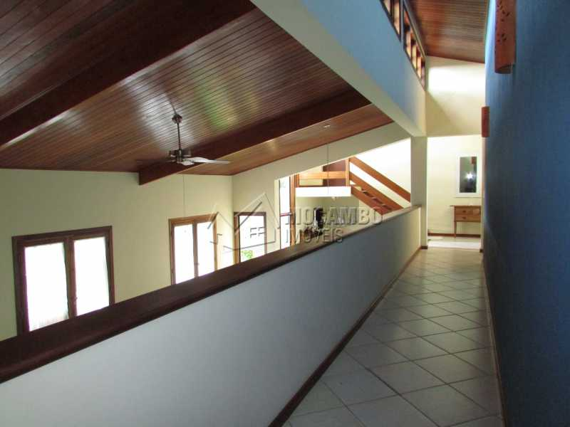 Arejada e iluminada - Casa em Condominio Para Alugar - Itatiba - SP - Sítio da Moenda - FCCN60006 - 10