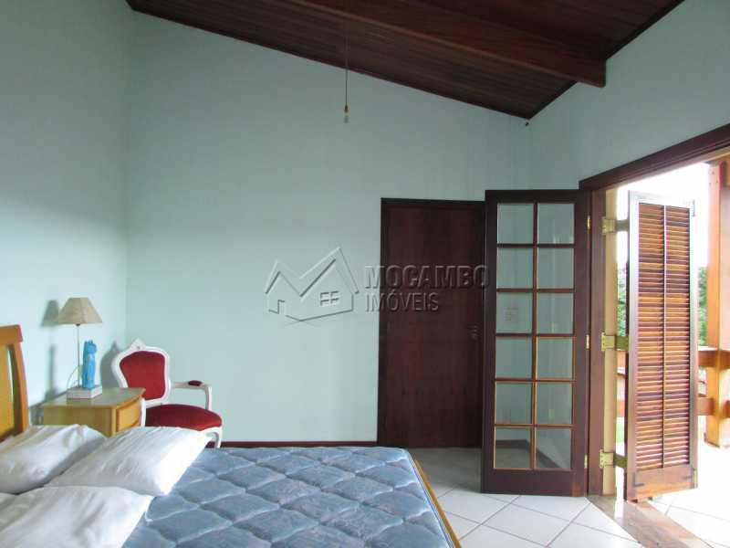 Suite 2 - Casa Para Alugar no Condomínio Itaembú - Sítio da Moenda - Itatiba - SP - FCCN60006 - 12