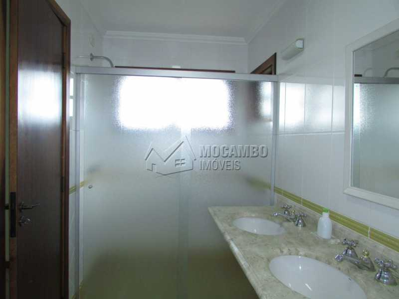Banheiro suíte 2 - Casa em Condominio Para Alugar - Itatiba - SP - Sítio da Moenda - FCCN60006 - 13