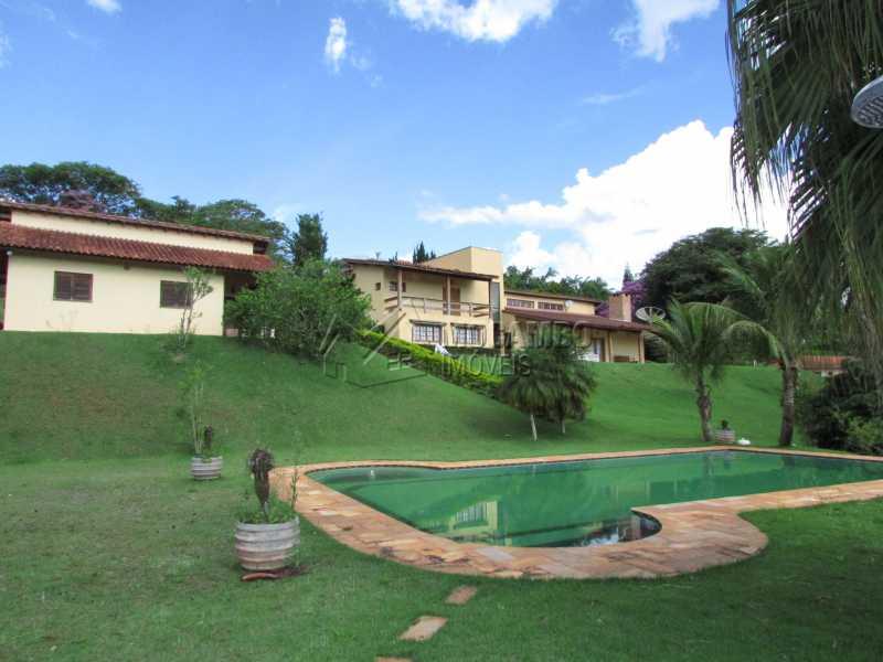 Gramado - Casa Para Alugar no Condomínio Itaembú - Sítio da Moenda - Itatiba - SP - FCCN60006 - 24