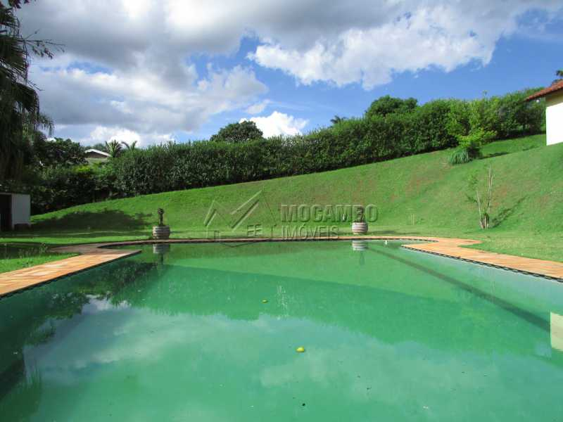 Piscina  - Casa em Condominio Para Alugar - Itatiba - SP - Sítio da Moenda - FCCN60006 - 25