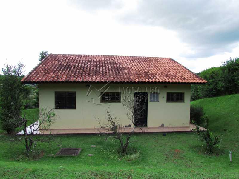 Casa de hóspedes - Casa em Condominio Para Alugar - Itatiba - SP - Sítio da Moenda - FCCN60006 - 22