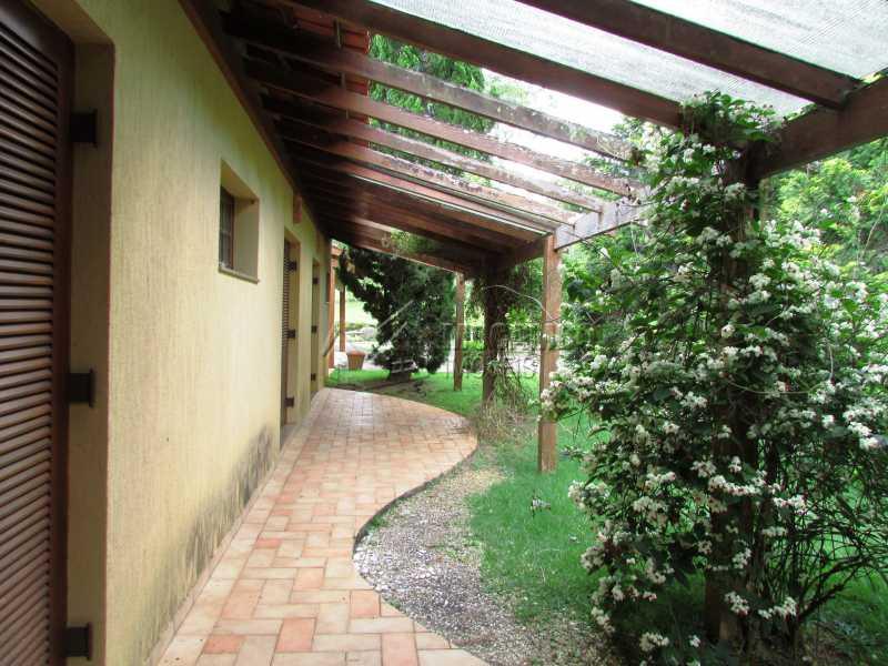 Varanda - Casa em Condominio Para Alugar - Itatiba - SP - Sítio da Moenda - FCCN60006 - 20