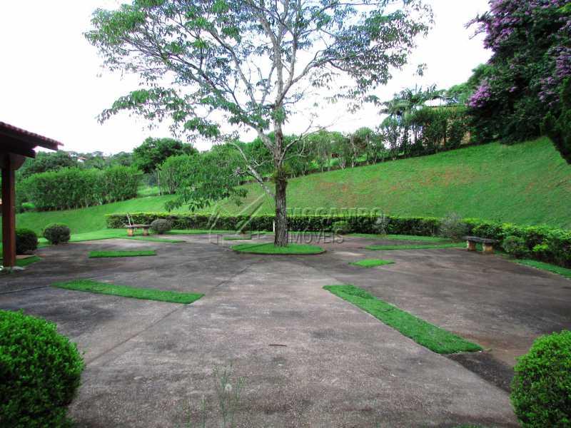 Quintal - Casa Para Alugar no Condomínio Itaembú - Sítio da Moenda - Itatiba - SP - FCCN60006 - 27