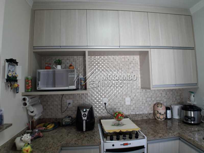 Cozinha - Casa em Condominio À Venda - Itatiba - SP - Jardim México - FCCN30366 - 11