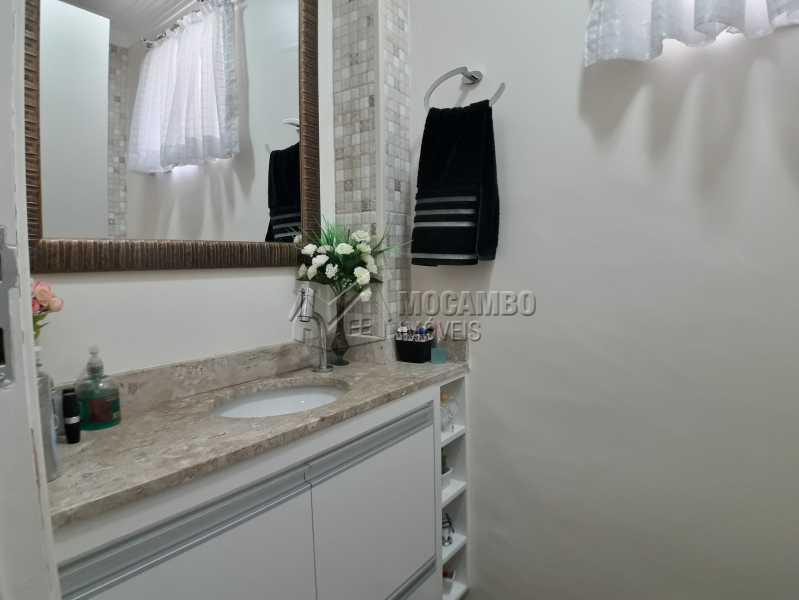 Lavabo - Casa em Condominio À Venda - Itatiba - SP - Jardim México - FCCN30366 - 5