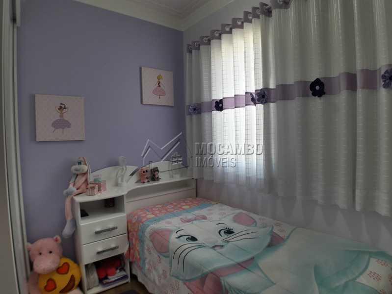 Dormitório 01 - Casa em Condominio À Venda - Itatiba - SP - Jardim México - FCCN30366 - 13