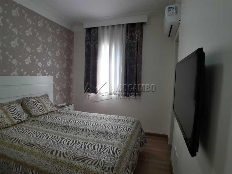 Suíte - Casa em Condomínio 3 Quartos À Venda Itatiba,SP - R$ 500.000 - FCCN30366 - 17