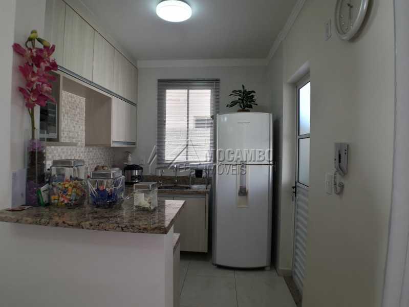 Cozinha - Casa em Condominio À Venda - Itatiba - SP - Jardim México - FCCN30366 - 12