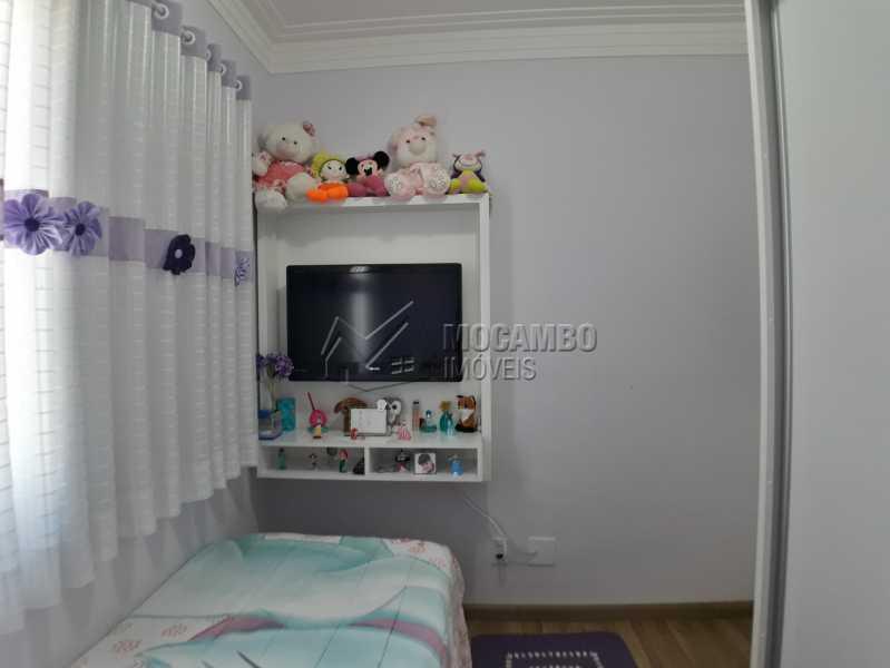 Dormitório 01 - Casa em Condominio À Venda - Itatiba - SP - Jardim México - FCCN30366 - 14