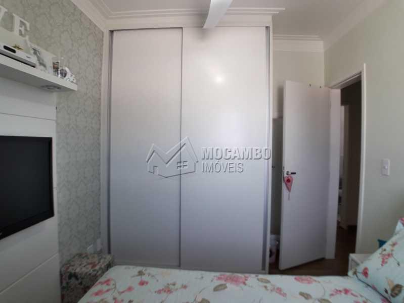 Dormitório 02 - Casa em Condominio À Venda - Itatiba - SP - Jardim México - FCCN30366 - 16