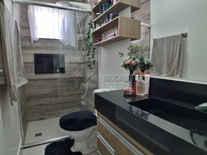 Banheiro Suíte - Casa em Condominio À Venda - Itatiba - SP - Jardim México - FCCN30366 - 19