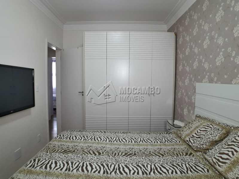Suíte - Casa em Condominio À Venda - Itatiba - SP - Jardim México - FCCN30366 - 18