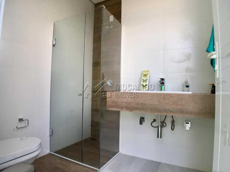 Banheiro - Casa À Venda no Condomínio Reserva Santa Rosa - Jardim Arizona - Itatiba - SP - FCCN30367 - 10