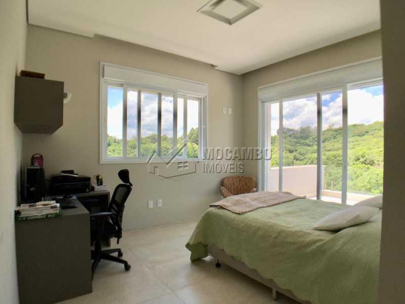Suíte - Casa À Venda no Condomínio Reserva Santa Rosa - Jardim Arizona - Itatiba - SP - FCCN30367 - 19