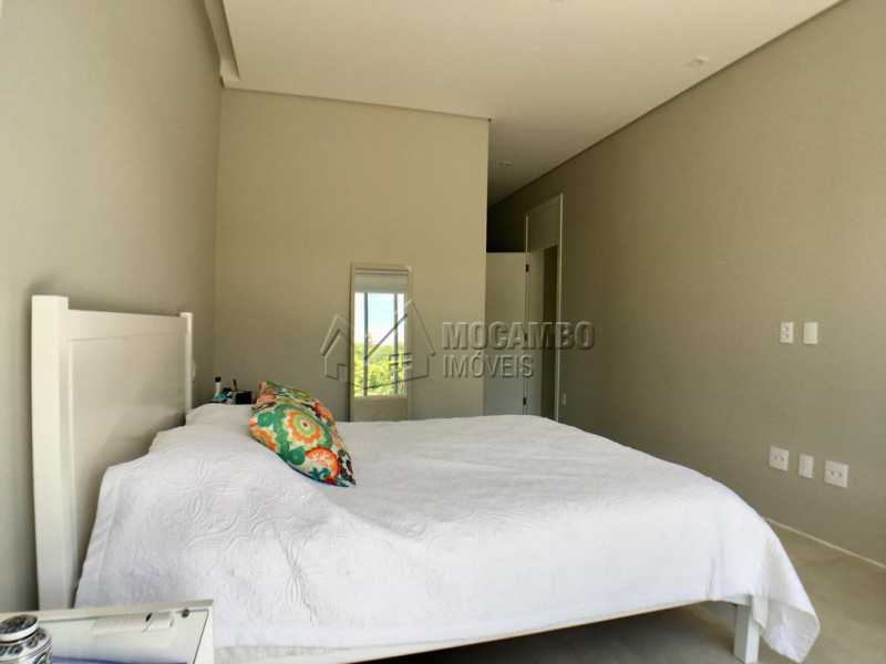 Suíte - Casa À Venda no Condomínio Reserva Santa Rosa - Jardim Arizona - Itatiba - SP - FCCN30367 - 27