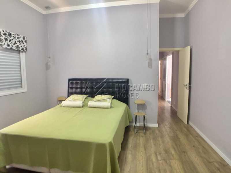 Suíte  - Casa em Condominio em condomínio À Venda - Condomínio Itatiba Country Club - Itatiba - SP - Residencial Fazenda Serrinha - FCCN30368 - 10