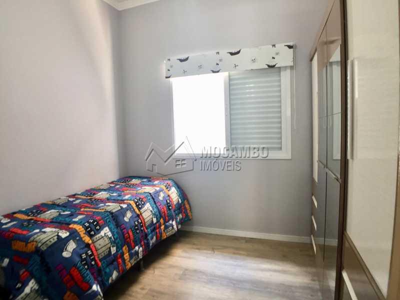 Dormitório  - Casa em Condominio em condomínio À Venda - Condomínio Itatiba Country Club - Itatiba - SP - Residencial Fazenda Serrinha - FCCN30368 - 8