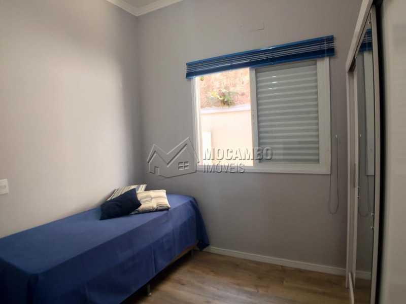 Dormitório  - Casa em Condominio em condomínio À Venda - Condomínio Itatiba Country Club - Itatiba - SP - Residencial Fazenda Serrinha - FCCN30368 - 6
