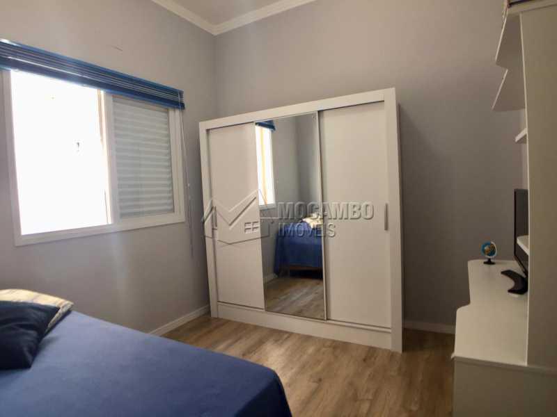 Dormitório  - Casa em Condominio em condomínio À Venda - Condomínio Itatiba Country Club - Itatiba - SP - Residencial Fazenda Serrinha - FCCN30368 - 7