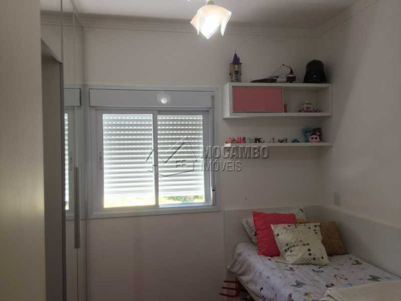 Suíte - Apartamento Condomínio Edifício Panorama, Rua Augusto Cioffi,Itatiba, Centro, SP À Venda, 3 Quartos, 118m² - FCAP30459 - 14