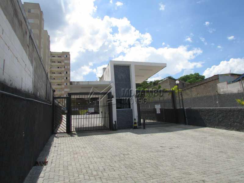 Fachada - Apartamento À Venda no Condomínio Edifício Up Tower Bridge - Bairro da Ponte - Itatiba - SP - FCAP20835 - 3