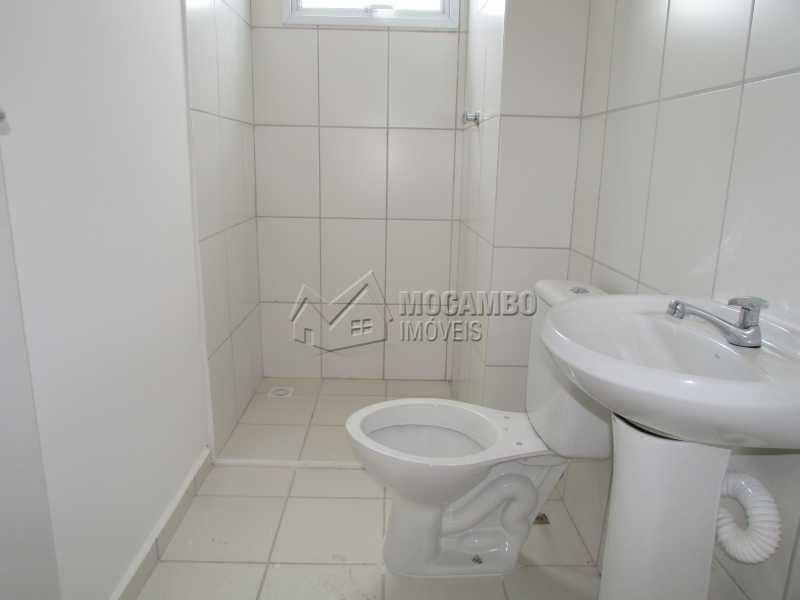 Banheiro - Apartamento À Venda no Condomínio Edifício Up Tower Bridge - Bairro da Ponte - Itatiba - SP - FCAP20835 - 4