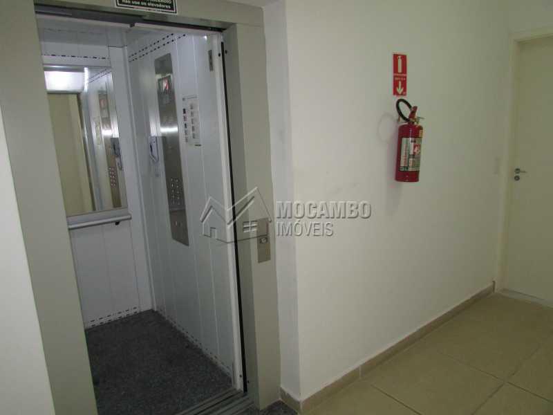 Elevador - Apartamento À Venda no Condomínio Edifício Up Tower Bridge - Bairro da Ponte - Itatiba - SP - FCAP20835 - 8
