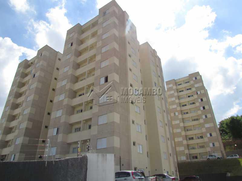 Fachada - Apartamento À Venda no Condomínio Edifício Up Tower Bridge - Bairro da Ponte - Itatiba - SP - FCAP20835 - 1