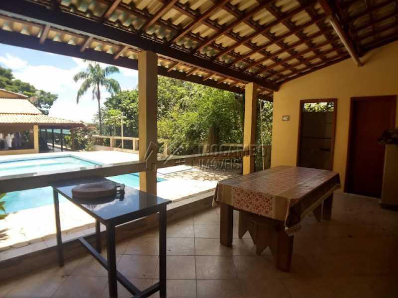 Área Gourmet - Chácara À Venda - Itatiba - SP - Recanto da Paz - FCCH30108 - 1