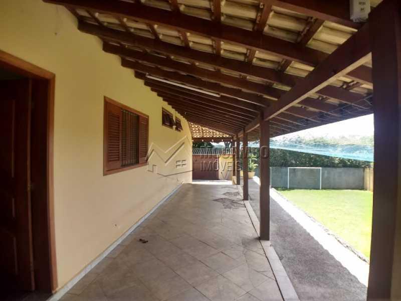 Varanda - Chácara À Venda - Itatiba - SP - Recanto da Paz - FCCH30108 - 4