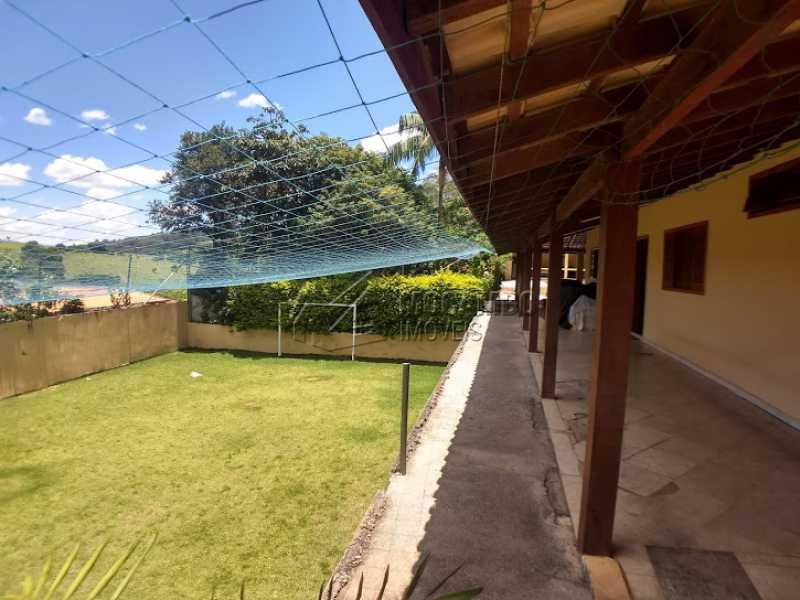 Varanda  - Chácara À Venda - Itatiba - SP - Recanto da Paz - FCCH30108 - 17