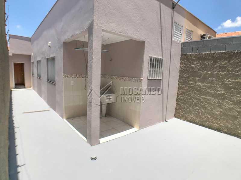 Área Externa - Casa 3 quartos à venda Itatiba,SP - R$ 390.000 - FCCA31152 - 11