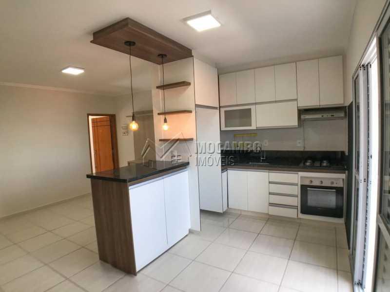Cozinha - Casa 3 quartos à venda Itatiba,SP - R$ 390.000 - FCCA31152 - 1