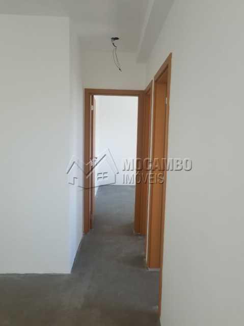 Corredor - Apartamento 2 quartos à venda Itatiba,SP - R$ 285.000 - FCAP20839 - 3