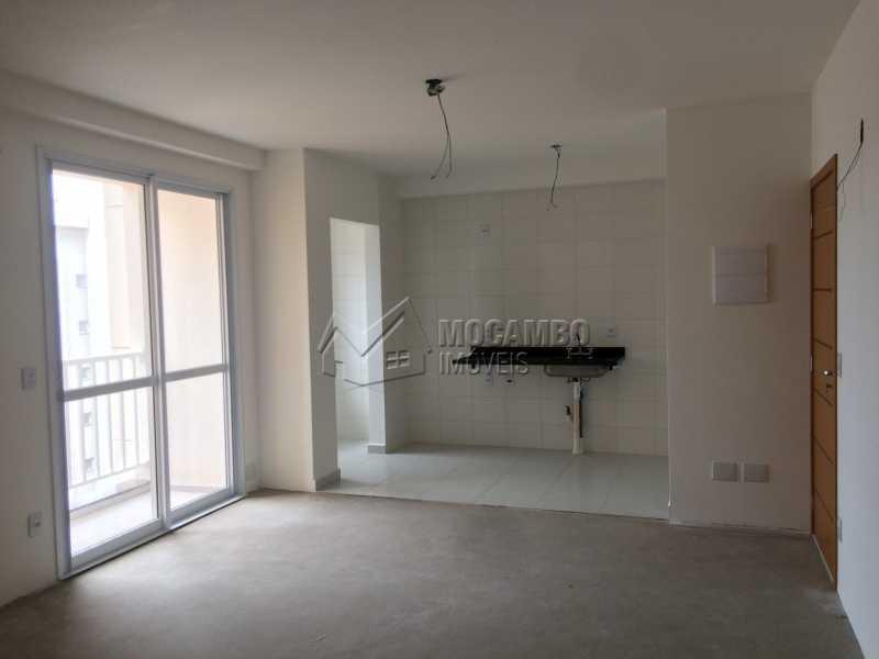 Sala - Apartamento 2 quartos à venda Itatiba,SP - R$ 285.000 - FCAP20839 - 7