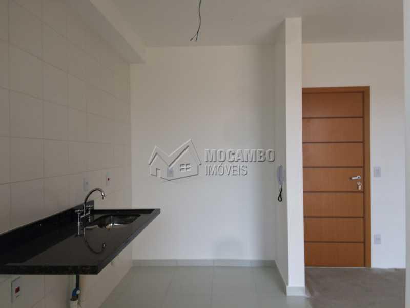 Cozinha - Apartamento 2 quartos à venda Itatiba,SP - R$ 285.000 - FCAP20839 - 8