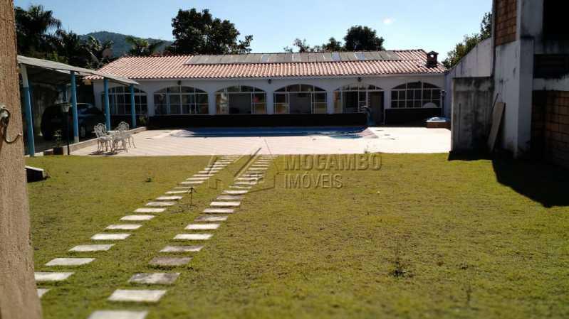 Quintal - Casa em Condomínio 3 quartos à venda Itatiba,SP - R$ 650.000 - FCCN30369 - 4