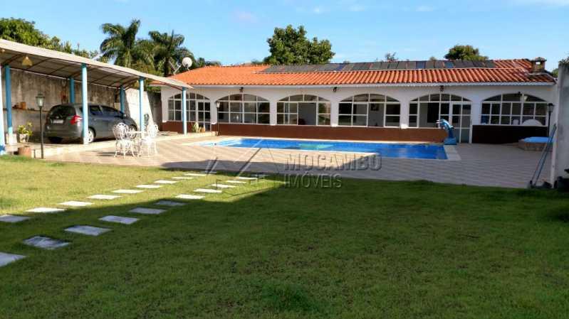 Quintal - Casa em Condomínio 3 quartos à venda Itatiba,SP - R$ 650.000 - FCCN30369 - 3