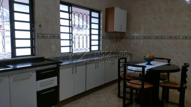 Cozinha - Casa em Condomínio 3 quartos à venda Itatiba,SP - R$ 650.000 - FCCN30369 - 10