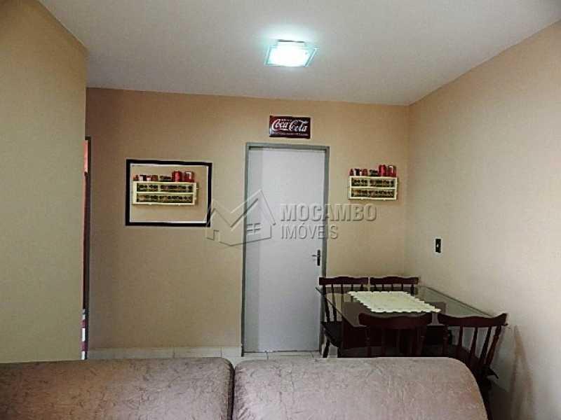 sala 2 ambiente - Apartamento 2 quartos à venda Itatiba,SP - R$ 180.000 - FCAP20840 - 5