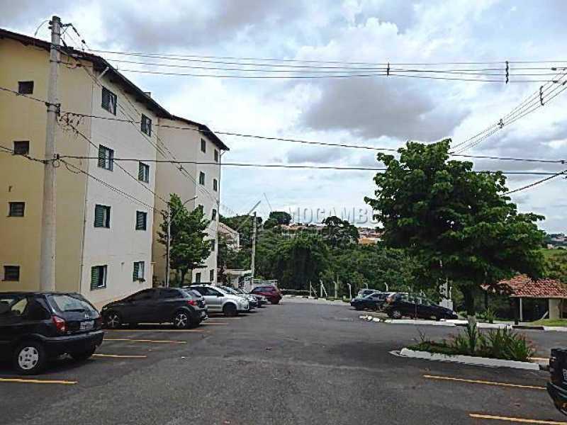 vista rua interna - Apartamento 2 quartos à venda Itatiba,SP - R$ 180.000 - FCAP20840 - 3