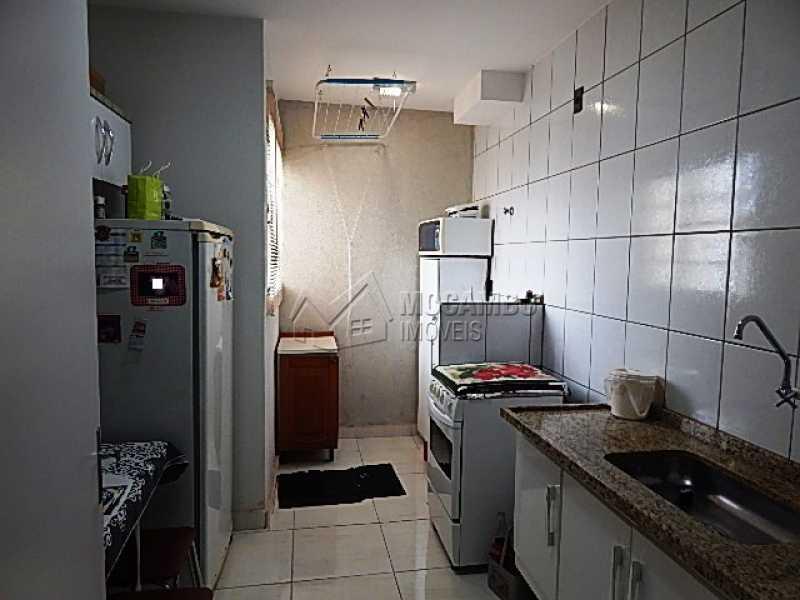 cozinha - Apartamento 2 quartos à venda Itatiba,SP - R$ 180.000 - FCAP20840 - 7