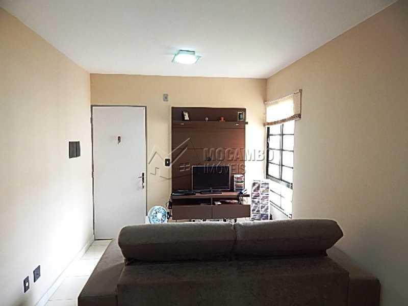 sala 2 ambiente - Apartamento 2 quartos à venda Itatiba,SP - R$ 180.000 - FCAP20840 - 4