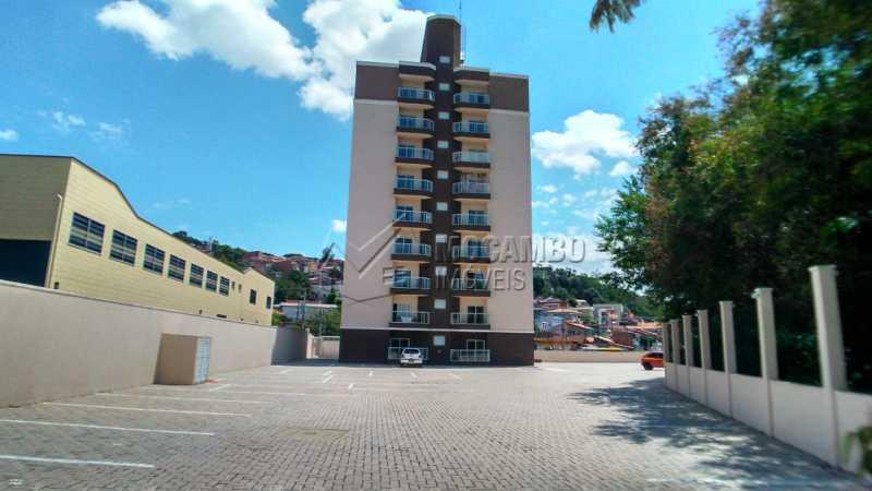 externo - Apartamento Condomínio Edifício Residencial Reserva da Mata, Itatiba, Jardim das Nações, SP À Venda, 2 Quartos, 45m² - FCAP20842 - 3