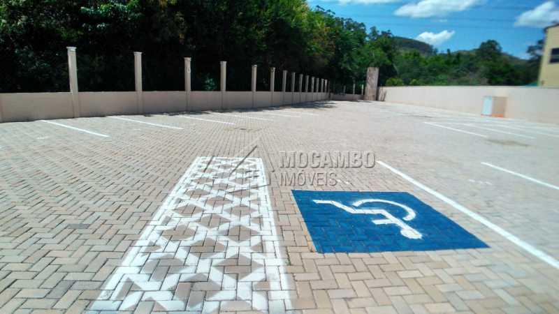 Acesso deficiente - Apartamento Condomínio Edifício Residencial Reserva da Mata, Itatiba, Jardim das Nações, SP À Venda, 2 Quartos, 45m² - FCAP20842 - 4